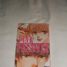 Cómics: COMIC MANGA PINK PRISONER DE KAZUMI OHYA. Lote 58453724