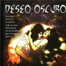 Cómics: DESEO OSCURO. CHRISTINE FEEHAN. LIBRO-COMIC. ESPASA. POZUELO DE ALARCÓN, MADRID. 2008.. Lote 237055645