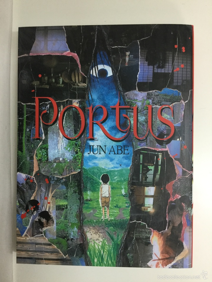 PORTUS - JUN ABE - MILKY WAY EDICIONES - MANGA TERROR (Tebeos y Comics - Manga)
