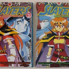 Cómics: MANGA SLAYERS, KNIGHT OF AQUALORD EDITADO POR IVREA. Lote 60784919