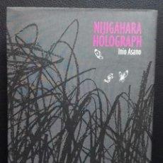Cómics: NIJIGAHARA HOLOGRAPH - INIO ASANO - PONENT MON. Lote 62761992