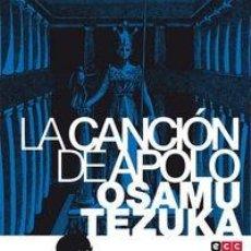 Comics: LA CANCION DE APOLO TEZUKA, OSAMU. Lote 63973235