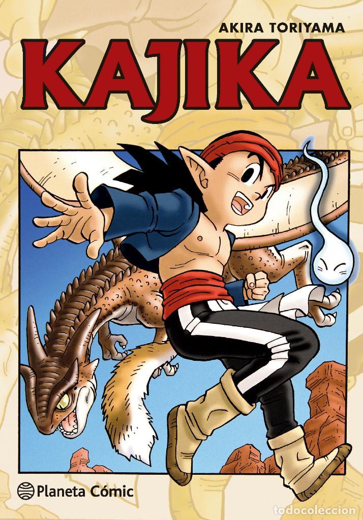 KAJIKA NUEVA EDICIÓN AKIRA TORIYAMA (Tebeos y Comics - Manga)