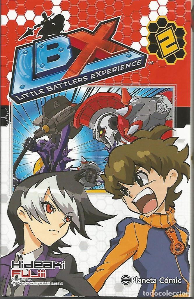 LITTLE BATTLERS EXPERIENCE Nº 2 DE HIDEAKI FUJII PLANETA DE AGOSTINI (Tebeos y Comics - Manga)