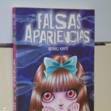 Comics: FALSAS APARIENCIAS SENNO KNIFE - LA CUPULA MANGA TERROR- OFERTA 2,95€ (ANTES 8,95€). Lote 201248361