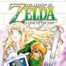 Cómics: LEGEND OF ZELDA 04 A LINK TO THE PAST. HIMEKAWA, AKIRA. Lote 67651133