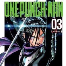 Cómics: ONE PUNCH 3 MAN. MURATA, YUSUKE. Lote 67652413