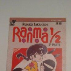 Cómics: RANMA 1/2 2ª PARTE Nº 2. PLANETA 1994. RUMIKO TAKAHASHI. Lote 67724525