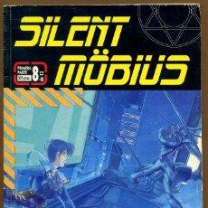Cómics: COMIC MANGA SILENT MOBIUS - PRIMERA PARTE Nº 8 DE 12 NORMA EDITORIAL. Lote 68048105