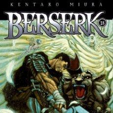 Cómics: BERSERK Nº 18, DE KENTARO MIURA (EDT, 2012). Lote 118394918