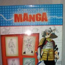 Cómics: LIBRO COMO DIBUJAR MANGA. ANIME, OTAKU, DRAGON BALL, NARUTO, DEATH NOTE. Lote 70085997