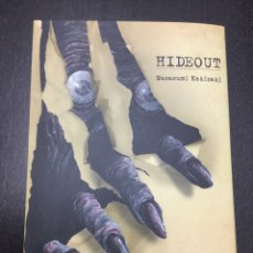 Cómics: HIDEOUT - MASASUMI KAKIZAKI - MANGA - MILKY WAY EDICIONES. Lote 70356538