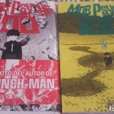Cómics: MOB PSYCHO 100 - TOMOS 1 Y 2 - ONE - IVREA EDITORIAL 2016 - AUTOR DE ONE PUNCH MAN. Lote 71053117