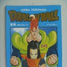 Cómics: DRAGON BALL , DE AKIRA TORIYAMA . SERIE AZUL. Nº 166. Lote 277119153