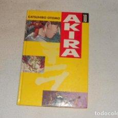 Cómics: AKIRA (ALBUM COLOR) Nº 10 KATSUHIRO OTOMO - BARRIDOS POR LA TORMENTA - 1993. Lote 72336959