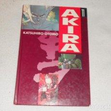 Cómics: AKIRA (ALBUM COLOR) Nº 11 KATSUHIRO OTOMO - 1993 EDICIONES B DRAGON GLENAT. Lote 72337087