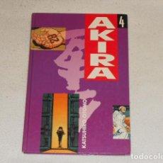 Cómics: AKIRA (ALBUM COLOR) Nº 4 KATSUHIRO OTOMO - 1993 EDICIONES B DRAGON GLENAT. Lote 72337379