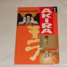 Cómics: AKIRA (ALBUM COLOR) Nº 3 KATSUHIRO OTOMO - 1993 EDICIONES B DRAGON GLENAT. Lote 72337431