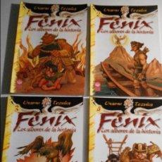 Cómics: FENIX. LOS ALBORES DE LA HISTORIA. OSAMU TEZUKA. LOTE DE 4 NUMEROS 1, 2, 3 Y 4). PLANETA DEAGOSTINI.. Lote 72437071