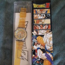 Cómics: RELOJ DRAGONBALL Z / THE DIVING WATCH / EDICIÓN 1989 / FUNCIONA / ESTUCHE ORIGINAL /. Lote 72727567