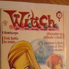 Cómics: REVISTA COMIC WITCH Nº4 EL PODER DEL FUEGO. MAYO-2003. Lote 73432947