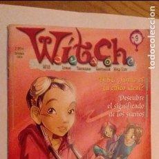 Cómics: REVISTA COMIC WITCH Nº9 LOS CUATRO DRAGONES. OCTUBRE-2003. Lote 73433003