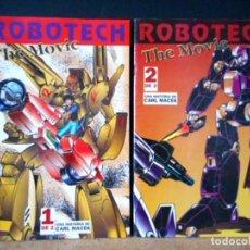 Cómics: ROBOTECH THE MOVIE ( OBRA COMPLETA ). Lote 74146675