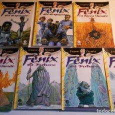 Cómics: FENIX. OSAMU TEZUKA. LOTE DE 7 TOMOS: 5, 6, 7, 8, 9, 10 Y 11. PLANETA DEAGOSTINI. 2001. 800 GRAMOS.. Lote 74222223