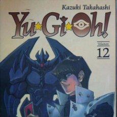 Cómics: YU-GI-OH VOLUMEN 12 DE KAZUKI TAKASHI PLANETA DE AGOSTINI. Lote 74390747