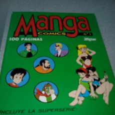Cómics: BR MANGA COMICS 2 NINJA HIGH SCHOOL 100 PÁGINAS. Lote 75003359
