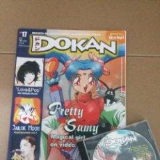 Cómics: DOKAN Nº 17 ( VER DESCRIPCION PARA VER DESCUENTOS). Lote 75635971