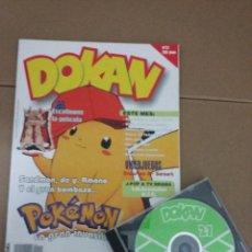 Cómics: DOKAN Nº 21 ( VER DESCRIPCION PARA VER DESCUENTOS). Lote 75636103