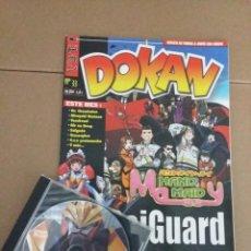 Cómics: DOKAN Nº 33 ( VER DESCRIPCION PARA VER DESCUENTOS). Lote 75636143
