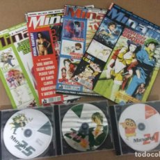 Cómics: PACK 4 REVISTAS MINAMI. Lote 75637255