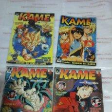 Comics : LOTE - REVISTA KAME - 1997. Lote 78261881