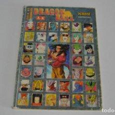 Cómics: REVISTA KAME ESPECIAL GUIA DE PERSONAJES DRAGON BALL DESDE LA A A LA K BOLA DE DRAGON. Lote 149990610