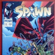 Cómics: SPAWN 11 - SPAWN Nº 11 DE REUBEN RUDE, STEVE OLIFF, MCFARLANE Y FRANK MILLER. Lote 80755903