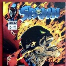 Cómics: SPAWN 16 - SPAWN Nº 16 DE OLIFF, CAPULLO, PENNINGTON, GROSSBERG Y ORZECHOWSKY. Lote 80756332