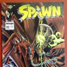 Cómics: SPAWN 20 - SPAWN Nº 20 DE STEVE OLIFF Y MCFARLANE. Lote 80756644