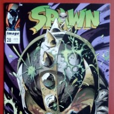 Cómics: SPAWN 28 - SPAWN Nº 28 DE STEVE OLIFF, CAPULLO Y MCFARLANE. Lote 80756951
