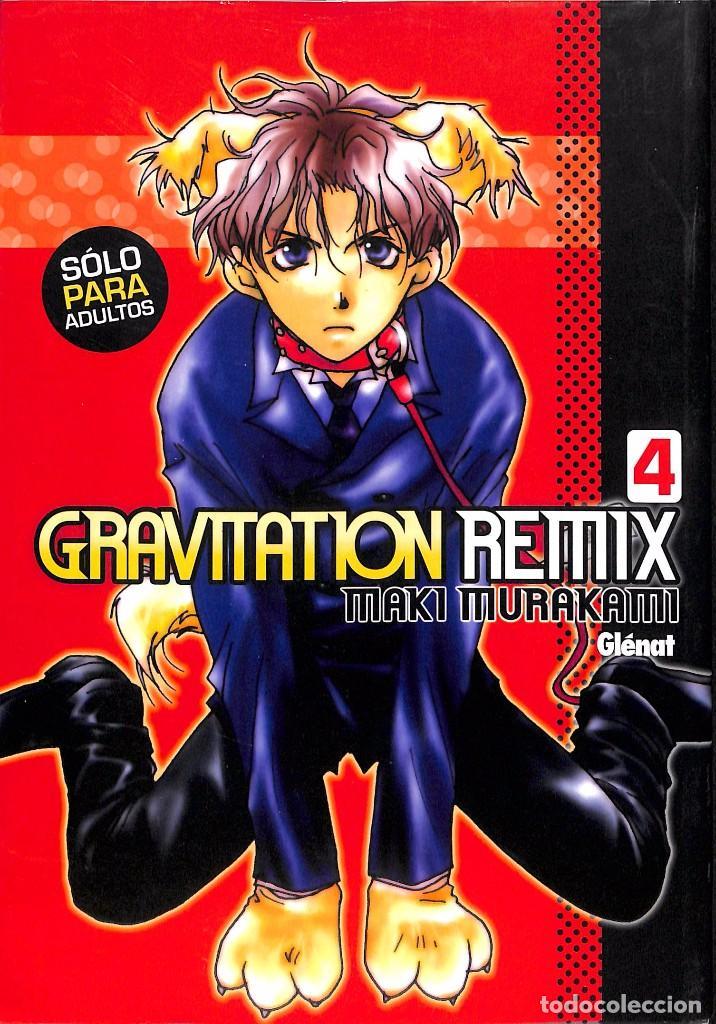 GRAVITATION REMIX 4 - MAKI MURAKAMI (Tebeos y Comics - Manga)
