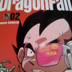 Cómics: TOMO DRAGON FALL. Lote 82293404