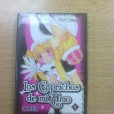 Cómics: LOS CAPRICHOS DE MI AMO #4 (IVREA). Lote 82387452