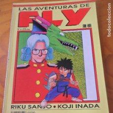 Cómics: LAS AVENTURAS DE FLY N° 4 - DRAGON QUEST - PLANETA. Lote 83408468