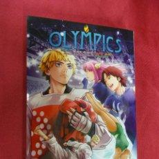 Cómics: OLYMPICS. COLECCION KANJI. Nº 2 DE 3. BLACK VELVET. LETRABLANKA EDITORIAL. FIRMADO POR LOS AUTORES.. Lote 83605624