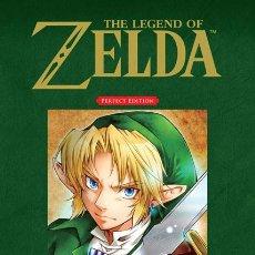 Cómics: CÓMICS. MANGA. THE LEGEND OF ZELDA. PERFECT EDITION 1. OCARINA OF TIME - AKIRA HIMEKAWA. Lote 84419800