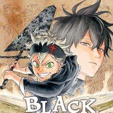 Cómics: CÓMICS. MANGA. BLACK CLOVER 1 - YUUKI TABATA. Lote 84420208