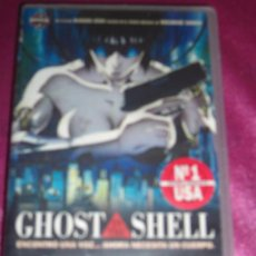 Cómics: GHOST IN THE SHELL NUEVA CON PRECINTO ANIME. ANIMACION. COMIC MANGA VHS. Lote 85445564
