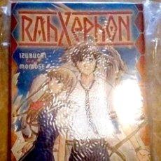 Cómics: RAXEPHON COMPLETA. 3 TOMOS. NUEVOS. Lote 86258848