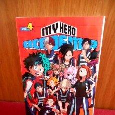 Cómics: MY HERO ACADEMIA Nº4. Lote 87855160